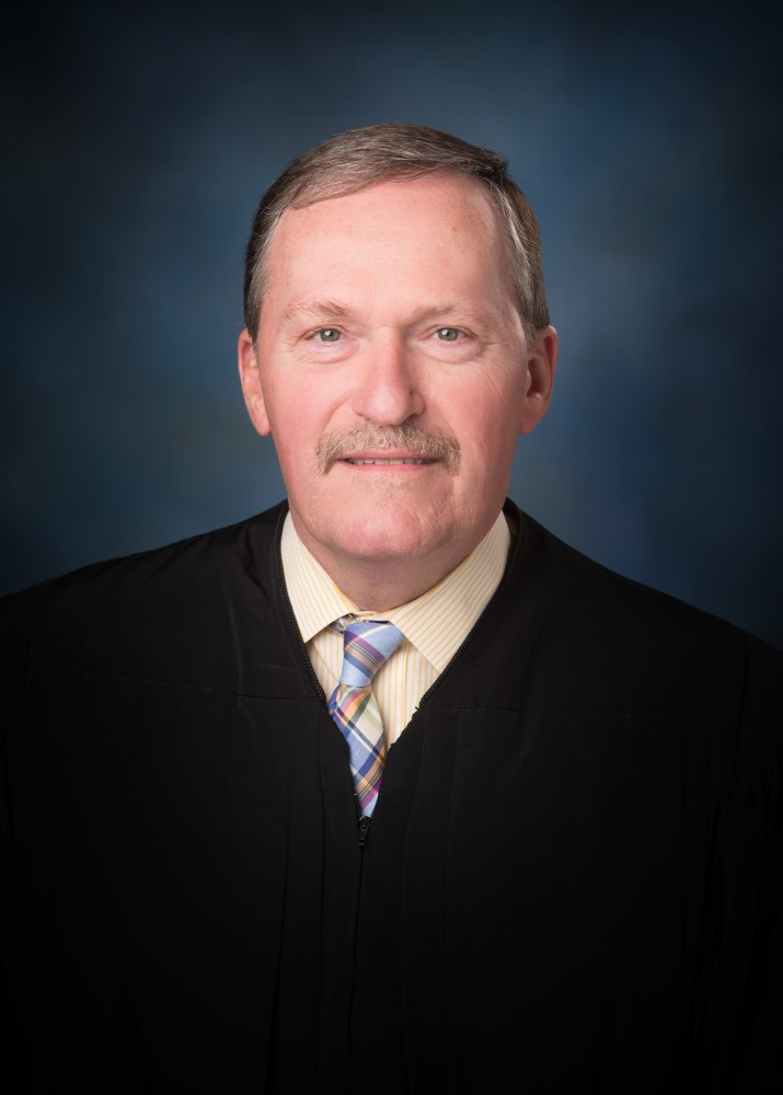 Judge Alan Zaunbrecher