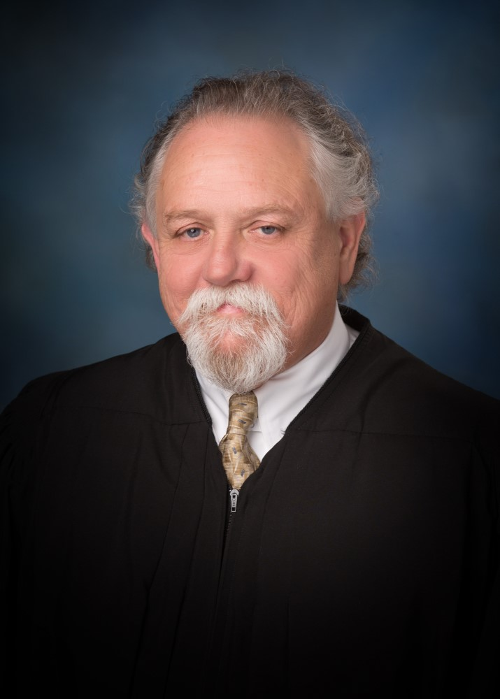 Judge Peter Garcia