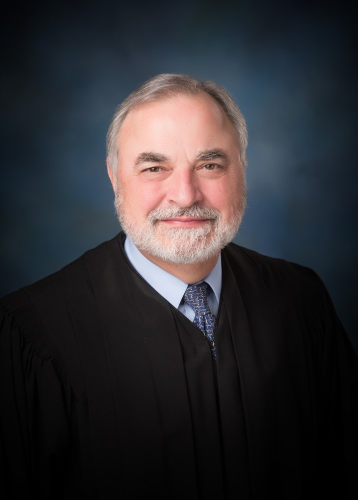 Judge Raymond Childress