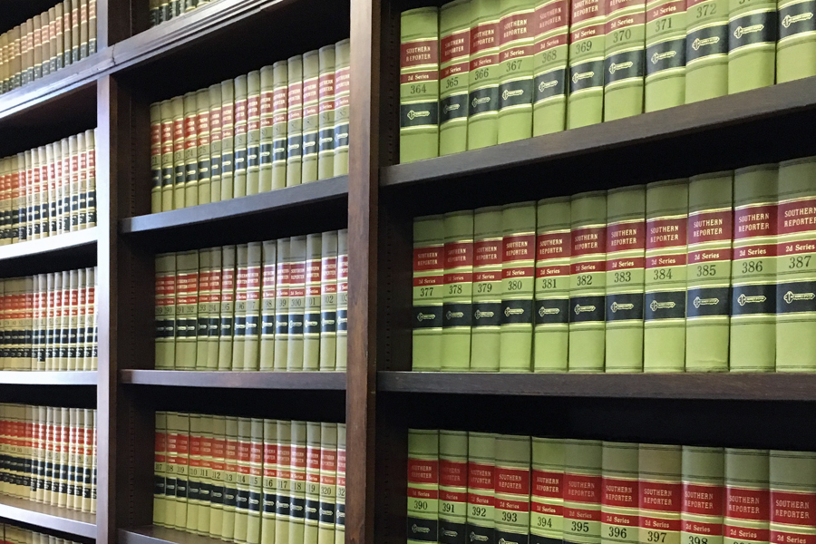 Louisiana Law Books
