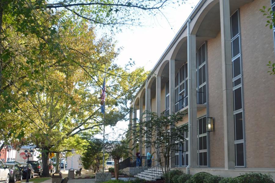 Washington Parish Courthouse