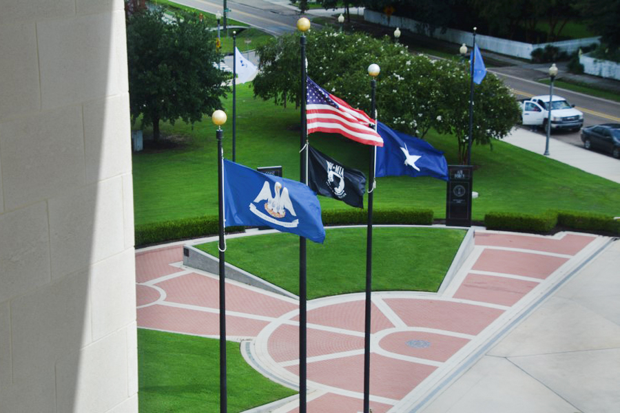 Memorial to Veterans of St. Tammany Parish